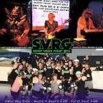Silicon Valley Roller Girls House Band August 22