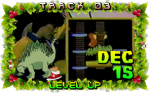 On the third day of Violent Xmas, Cartoon Violence gave to me: Level Up!