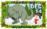On the second day of Violent Xmas, Cartoon Violence gave to me: Expectations!