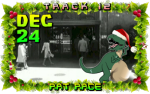 On the twelfth day of Violent Xmas, Cartoon Violence gave to me: Rat Race!