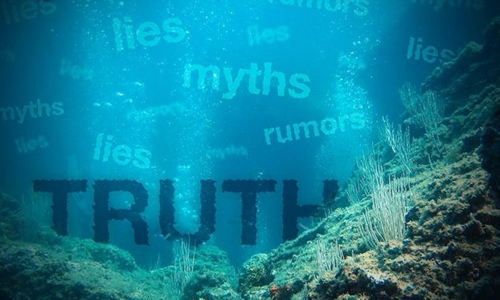 Upon a Sea of Truth